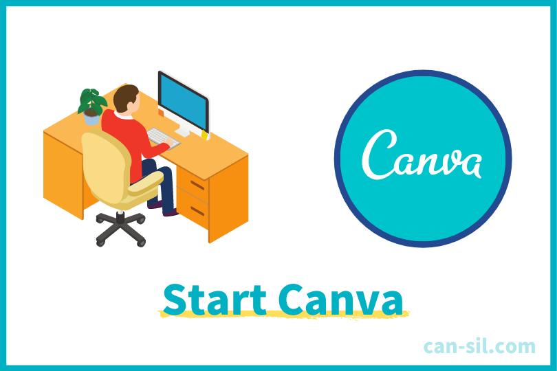 canva start